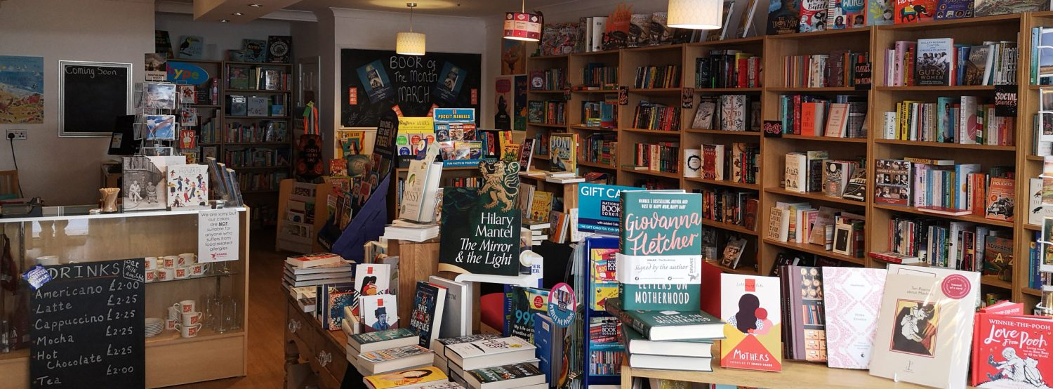 """The most magical little bookshop, ..."
