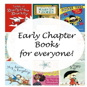 First Chapter Books