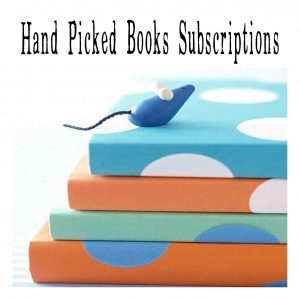 Hand Picked Books Subscription