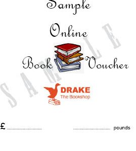 DRAKE - The Bookshop Vouchers