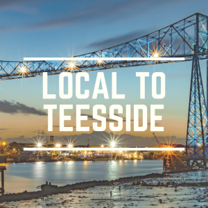 Local to Teesside